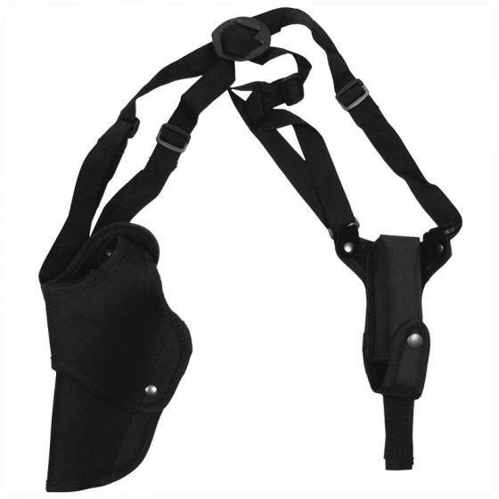 MFH Holster d'épaule gauche pour pistolet noir