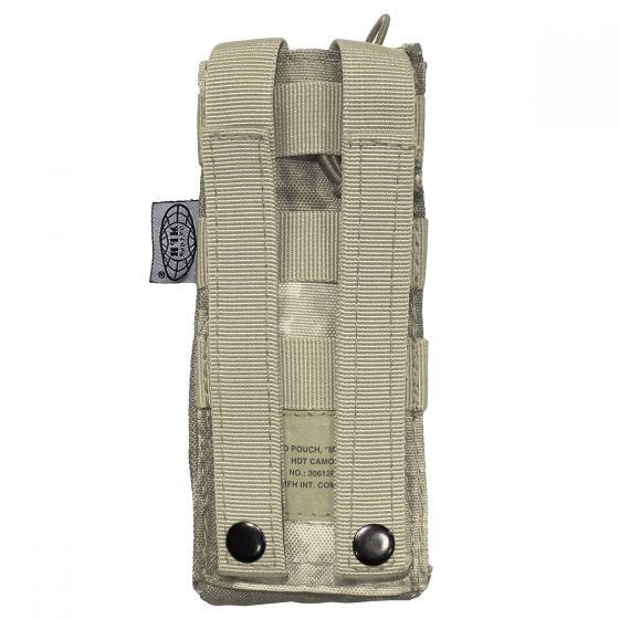 MFH Porte-radio PRC 148 MBITR MOLLE HDT Camo AU