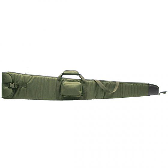 MFH Étui de rangement pour arme à air comprimé/fusil vert olive