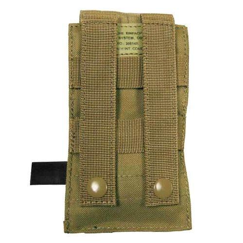 MFH Porte-chargeur simple MOLLE pour M4/M16 Coyote