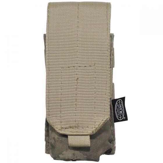 MFH Porte-chargeur simple MOLLE pour M4/M16 HDT Camo AU