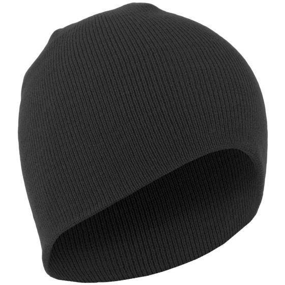Mil-Tec Bonnet en acrylique noir