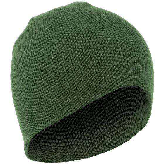 Mil-Tec Bonnet en acrylique vert olive