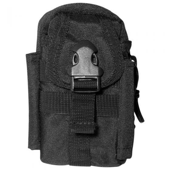 Mil-Tec Sacoche ceinture Commando noire