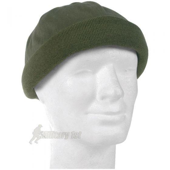 Mil-Tec Bonnet Commando vert olive