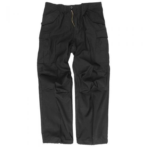 Mil-Tec Pantalon M65 noir