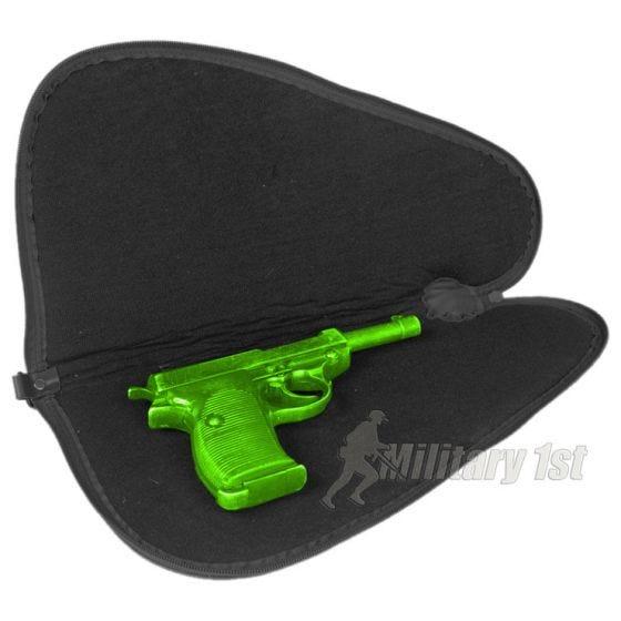Mil-Tec Petit étui pour pistolet noir