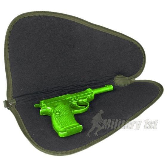 Mil-Tec Grand étui pour pistolet vert olive