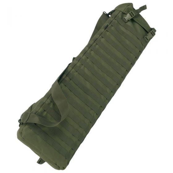 Mil-Tec Étui pour fusil avec double harnais vert olive