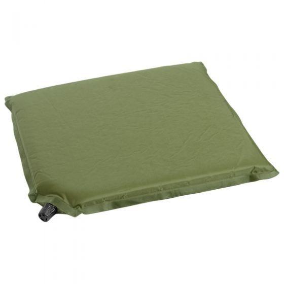 Mil-Tec Coussin de siège auto-gonflant vert olive