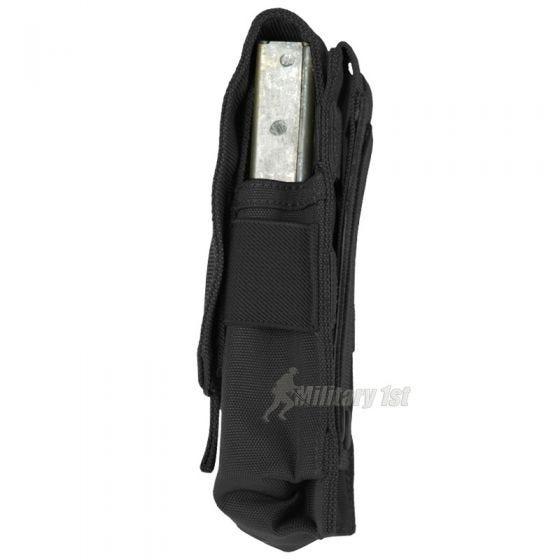 Mil-Tec Porte-chargeur simple MOLLE pour M4/M16 noir