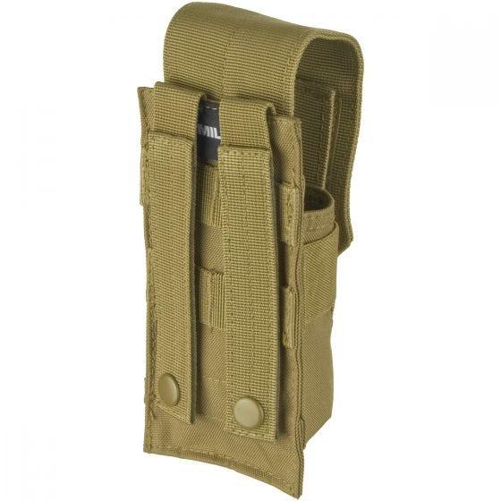Mil-Tec Porte-chargeur simple MOLLE pour M4/M16 Coyote