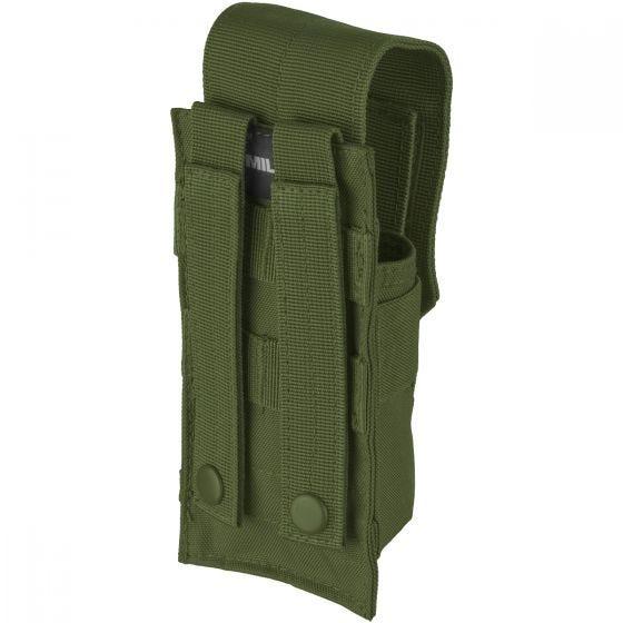 Mil-Tec Porte-chargeur simple MOLLE pour M4/M16 vert olive