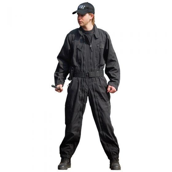 Mil-Tec Combinaison SWAT noire