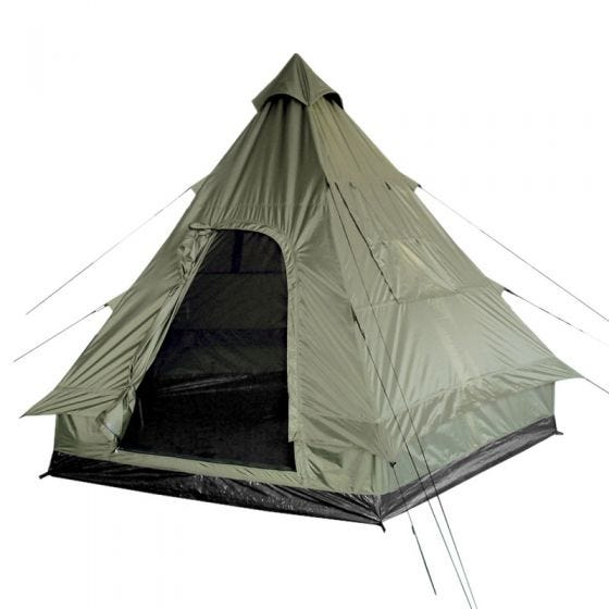 Mil-Tec Tente pyramidale style tipi vert olive