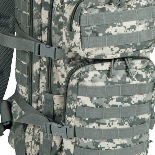 Mil-Tec Sac à dos US Assault MOLLE grande taille ACU Digital