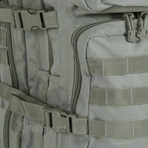 Mil-Tec Sac à dos US Assault MOLLE grande taille feuillage
