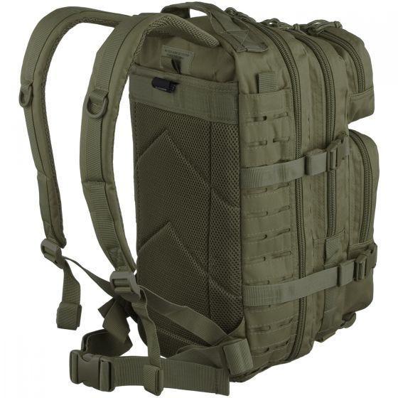 Mil-Tec Sac à dos US Assault découpé au laser petite taille vert olive