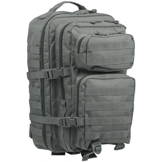 Mil-Tec Sac à dos US Assault MOLLE grande taille Urban Grey