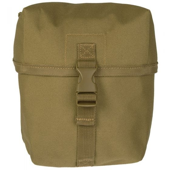 Mil-Tec Pochette utilitaire MOLLE taille moyenne Coyote