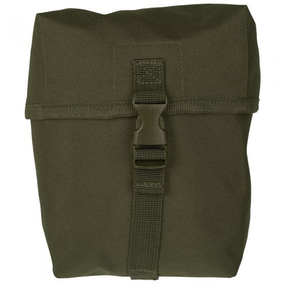 Mil-Tec Pochette utilitaire MOLLE taille moyenne vert olive