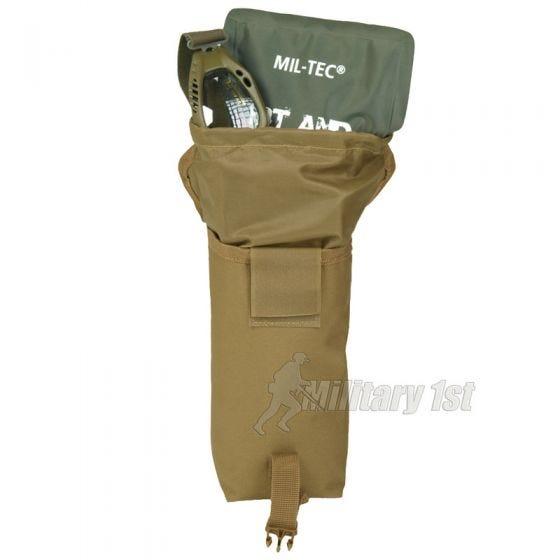 Mil-Tec Petite pochette utilitaire MOLLE Coyote