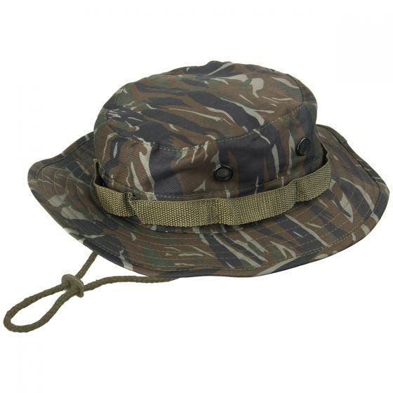 Mil-Tec Chapeau de brousse GI Tiger Stripe