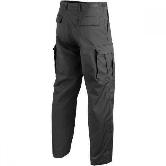 Mil-Tec Pantalon militaire BDU Ranger noir