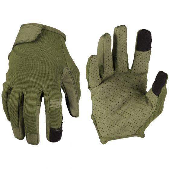 Mil-Tec Gants militaires pour écran tactile vert olive