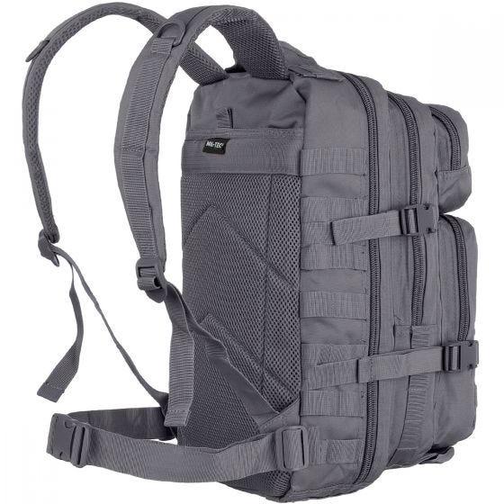 Mil-Tec Sac à dos US Assault MOLLE petite taille Urban Grey