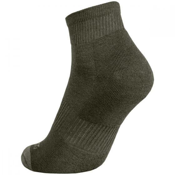 Pentagon Low Cut Socks Olive