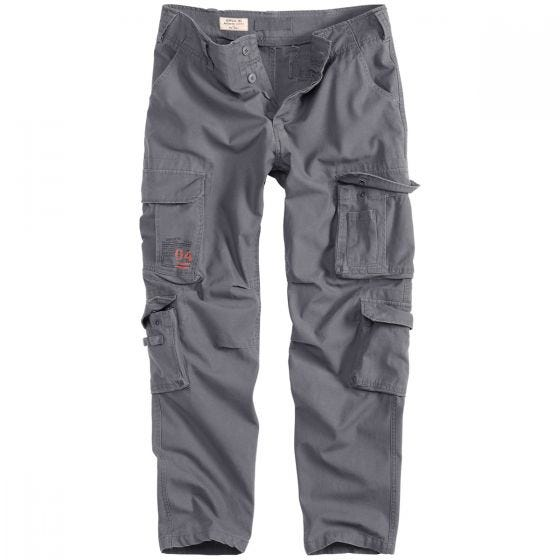 Surplis Pantalon Airbone Slimmy anthracite