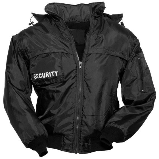 Surplus Veste Security noire