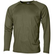 MFH Maillot de corps US Level I Gen III OD Green
