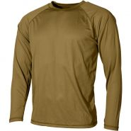 MFH Maillot de corps US Level I Gen III Coyote Tan