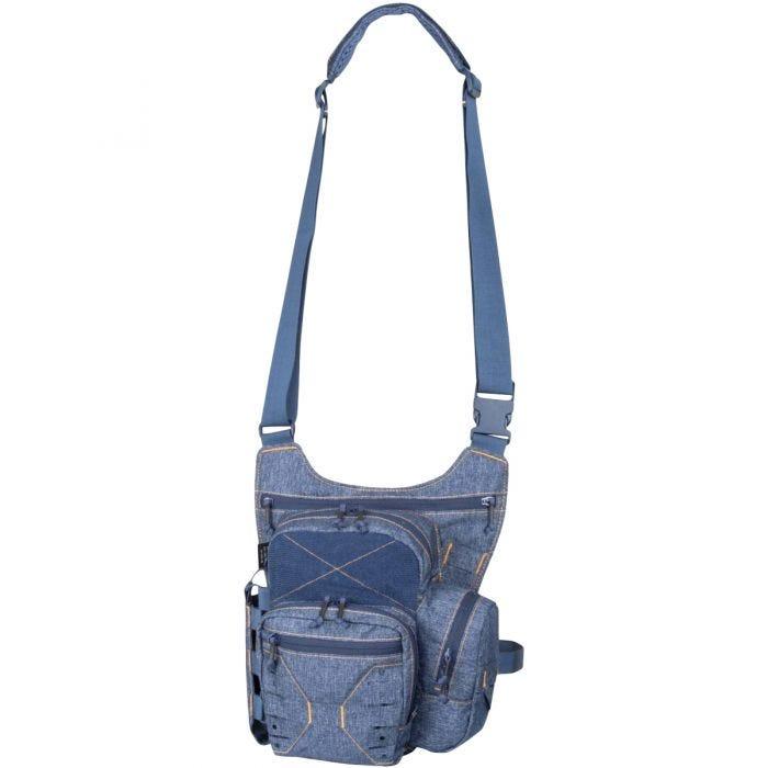 Helikon EDC Side Bag Melange Blue