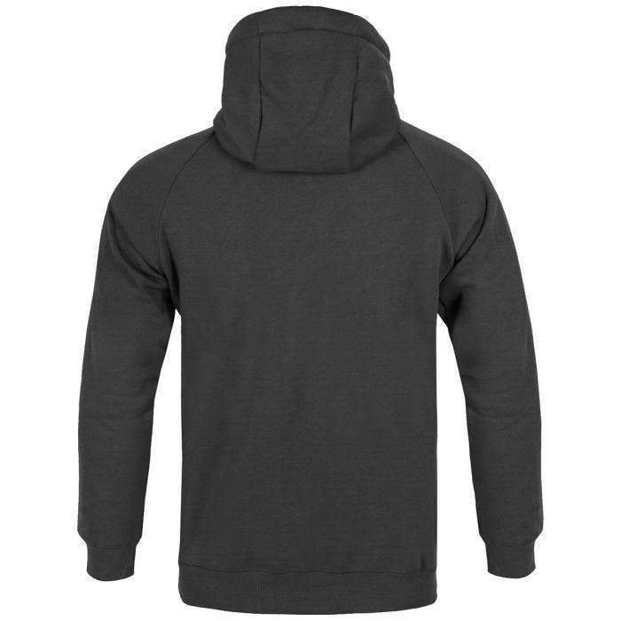 Helikon Urban Tactical Hoodie Lite Full Zip Black