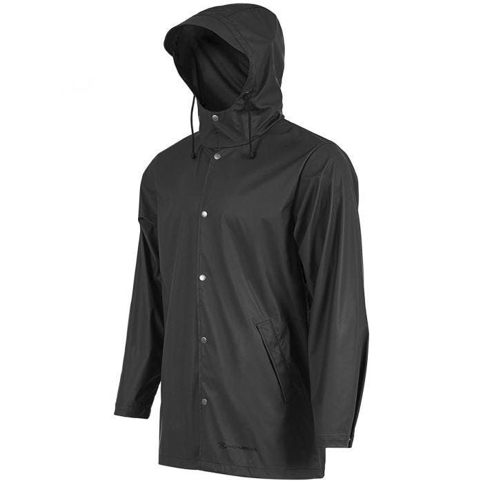 Highlander Lighthouse Jacket Black