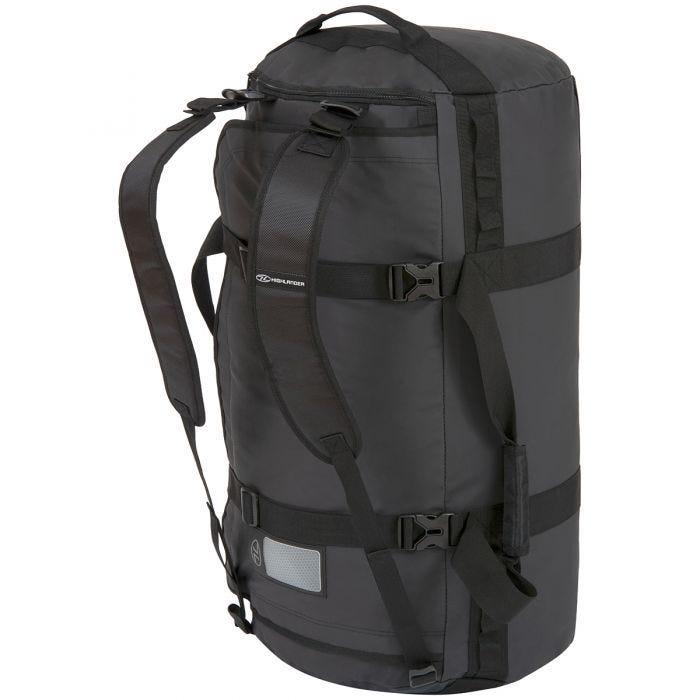 Highlander Storm Kitbag 90L Black