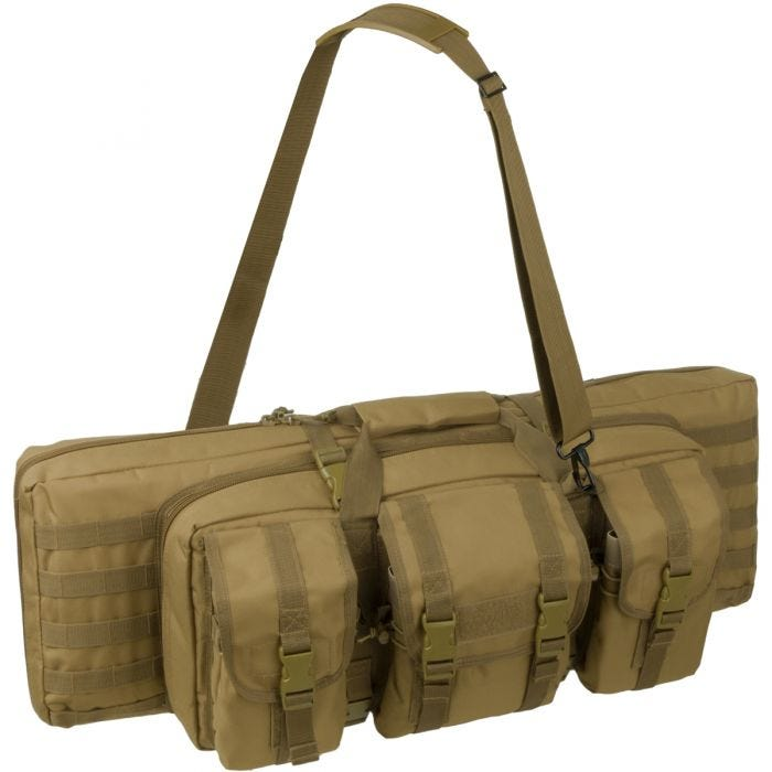 Mil-Tec Rifle Case Medium Coyote