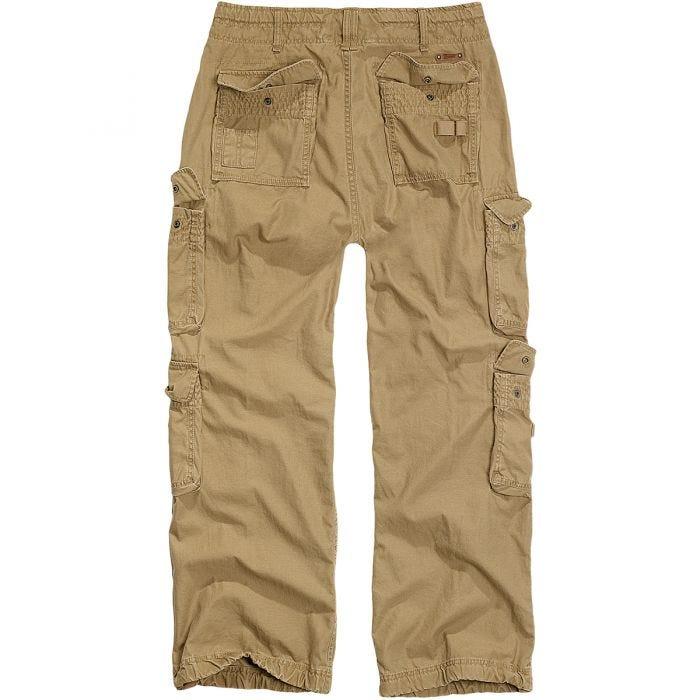 Brandit Pantalon Pure Vintage beige