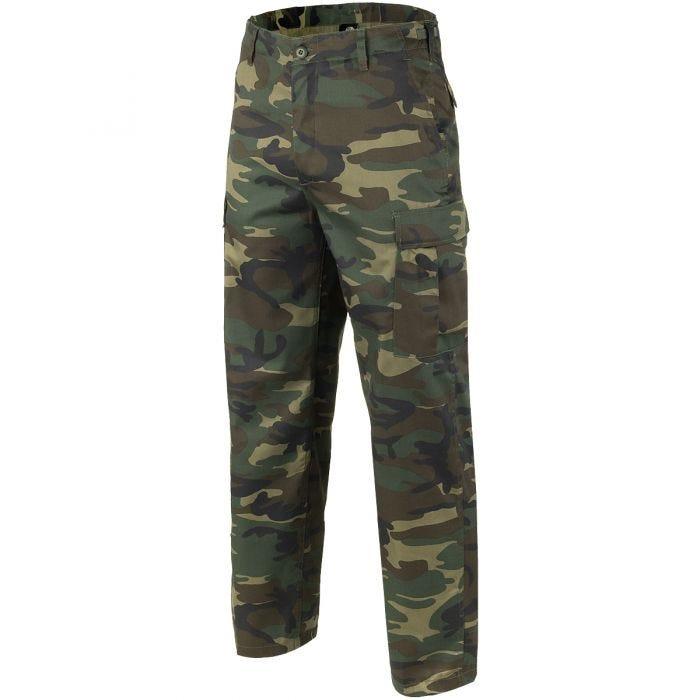 Brandit Pantalon US Ranger Woodland