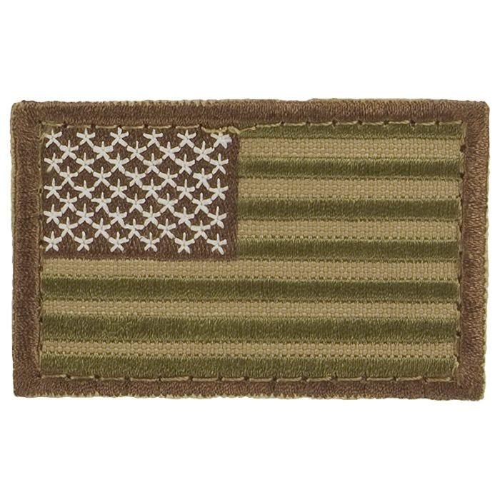 Condor Écusson drapeau des USA MultiCam