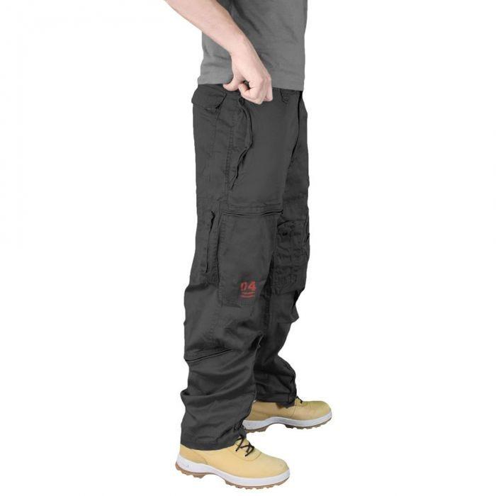 Surplus Pantalon cargo Infantry noir