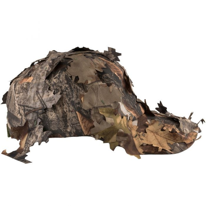 Jack Pyke Casquette à imitation feuilles en 3D