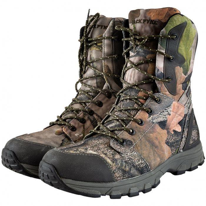 Jack Pyke Tundra Boots 2 English Oak Evolution
