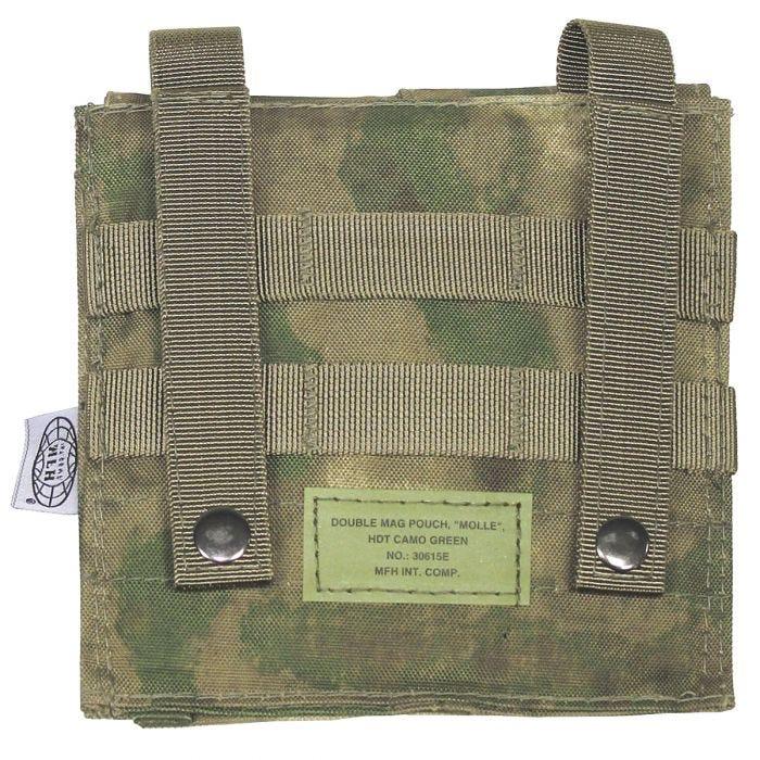 MFH Porte-chargeur double M4/M16 HDT Camo FG