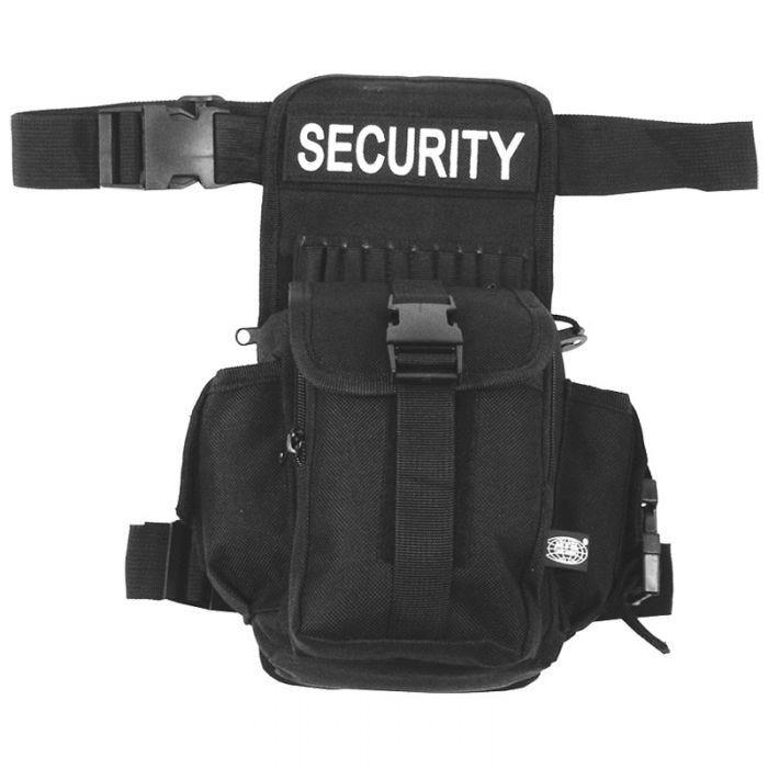 MFH Sac banane Security noir