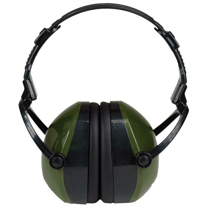 Mil-Tec Casque de protection anti-bruit vert olive