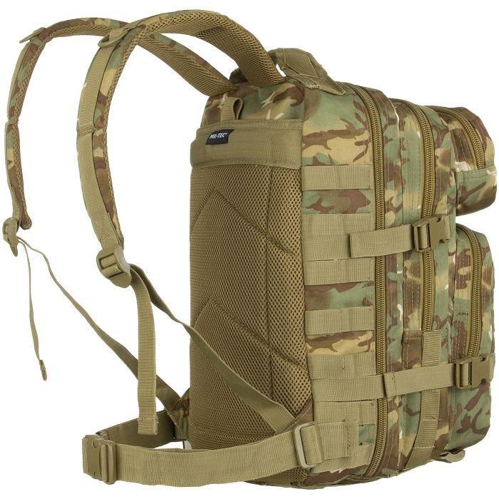 Mil-Tec Sac à dos US Assault MOLLE petite taille Arid Woodland